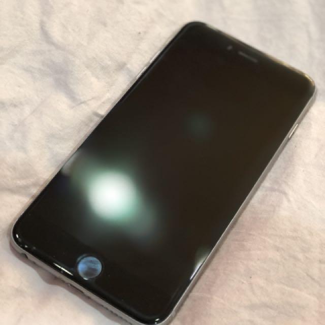 Apple iPhone 6s Plus Black