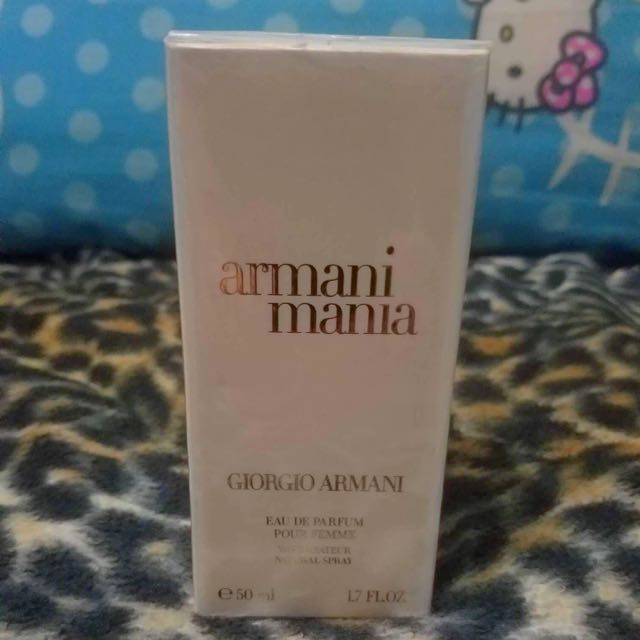 Armani Mania EDP