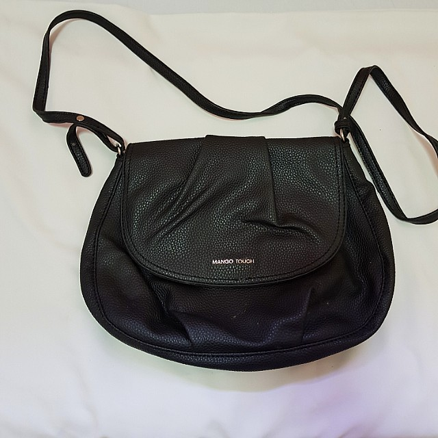 Auth Mango touch Sling bag