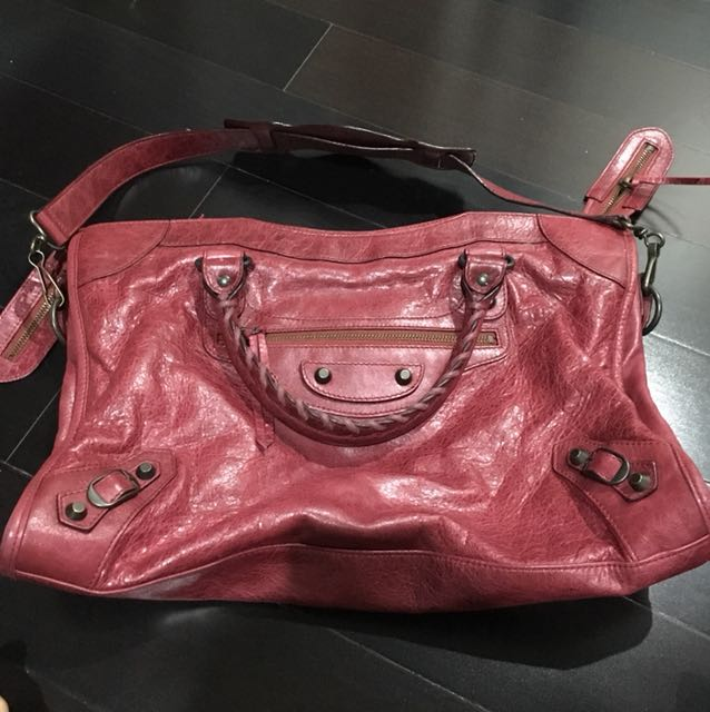 Authentic Balenciaga City Bag