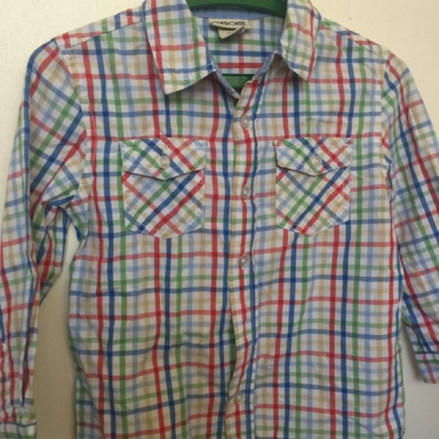 Authentic cherokee brand for boys