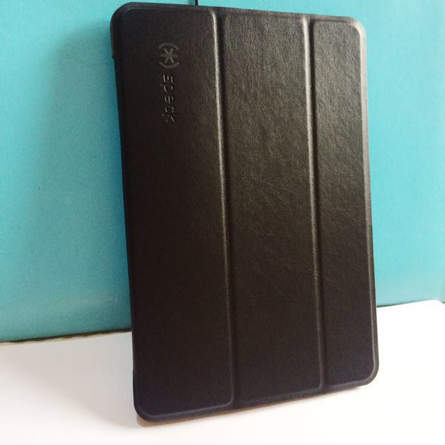 Authentic Speck ipad mini case in black