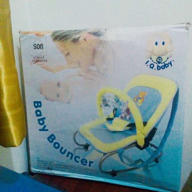 Baby bouncer for Boy nego