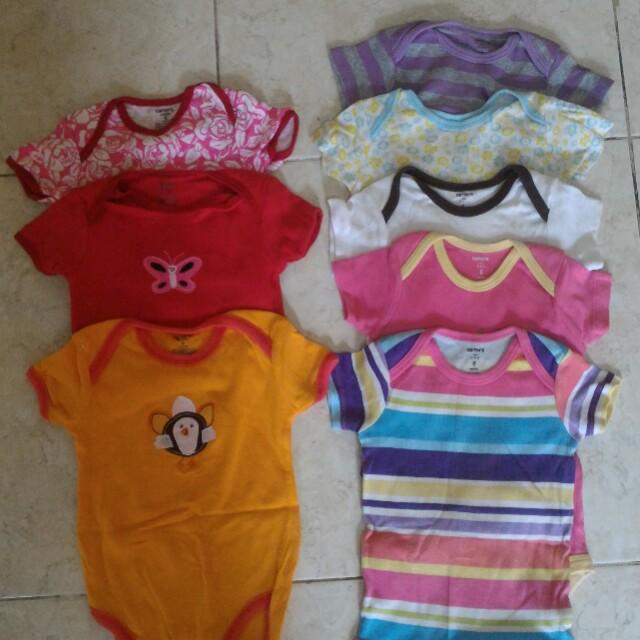 baju bayi carters jumpsuit