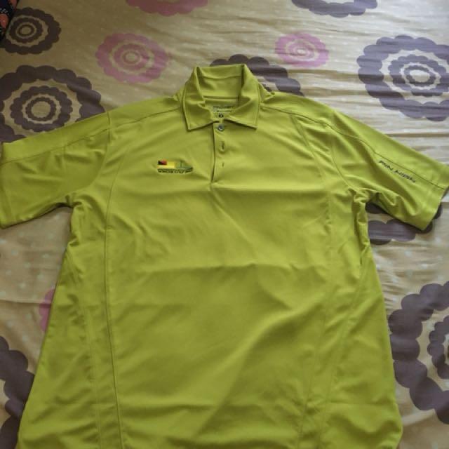 Baju Olahraga GOLF DriFit