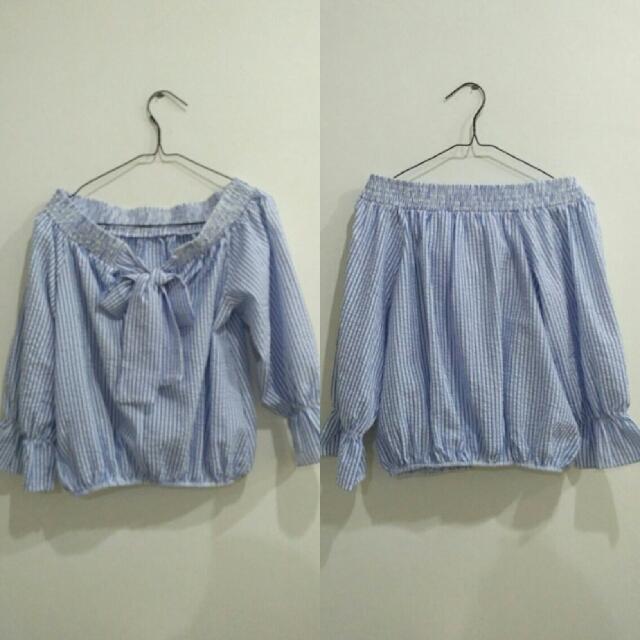 Baju Sabrina Allsize
