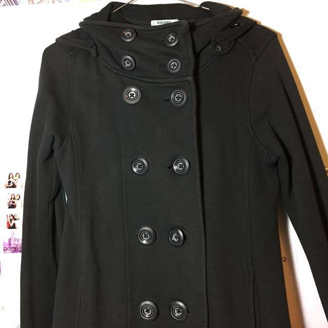 baleno black jacket