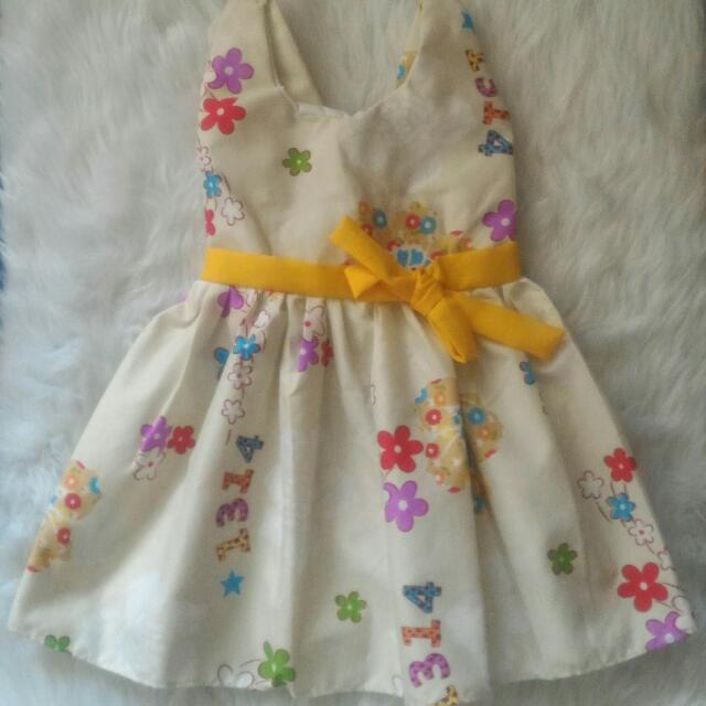 BATCH2: Baby's Cute Dress