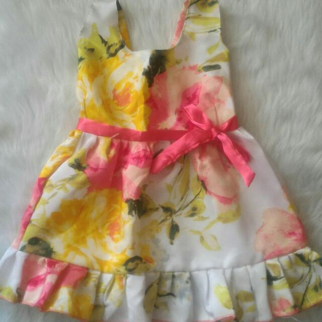 BATCH4: Baby's Cute Dress