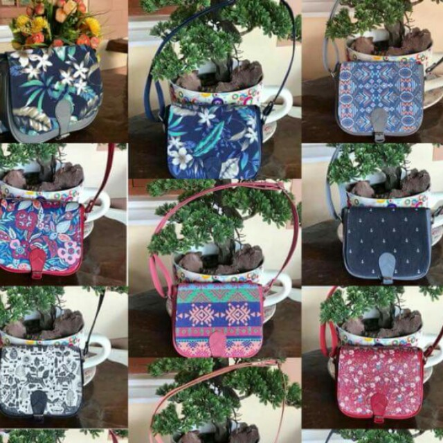BETTY SLING BAGS