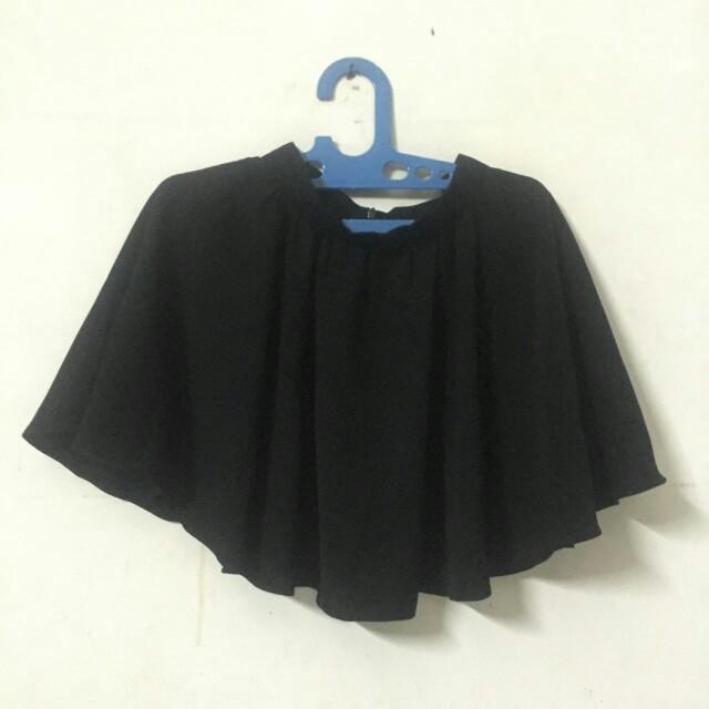 Black skirt local