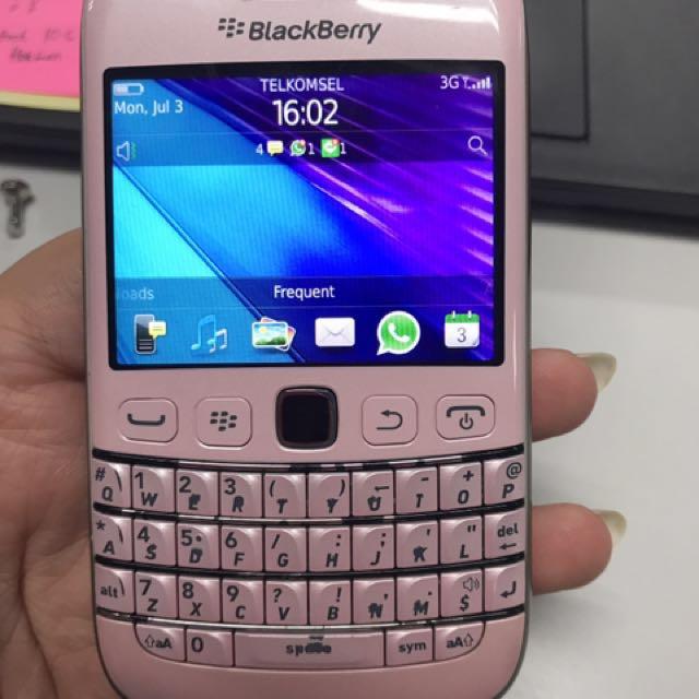 Blackberry Onyx Pink