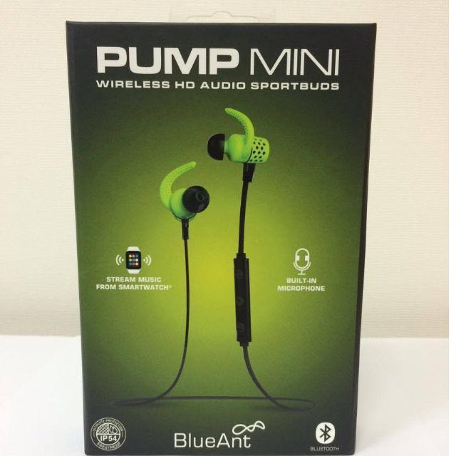 BlueAnt PUMP MINI(綠/粉/紫/紅/橘)