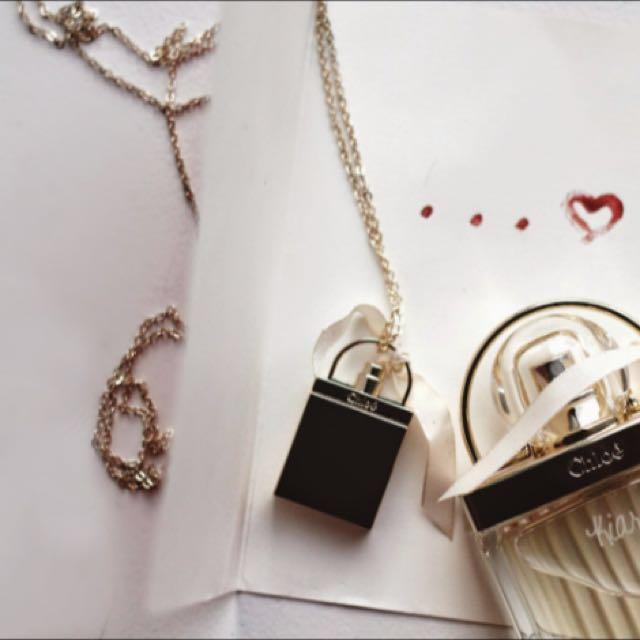 d96b946d BN Chloe Love Story Necklace