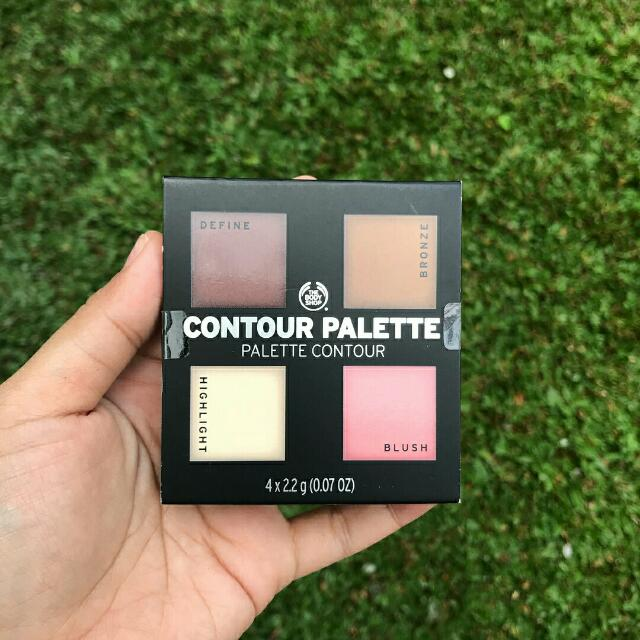Body Shop Contour Palette
