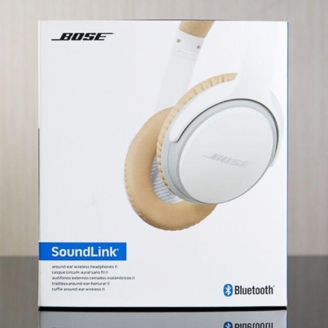 BOSE Soundlink around-ear 藍芽耳機