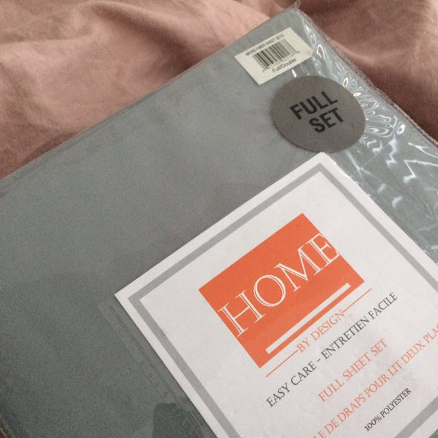 Brand new grey sheets from winners