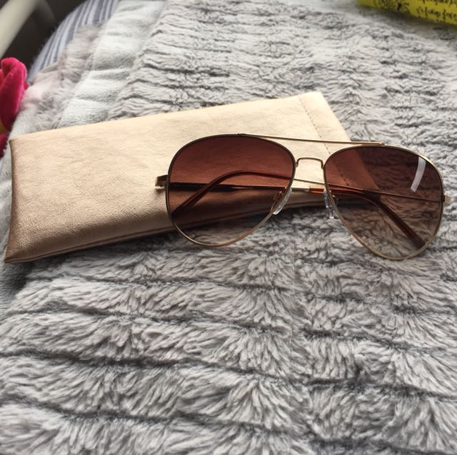 Brand New Sunglasses with Case