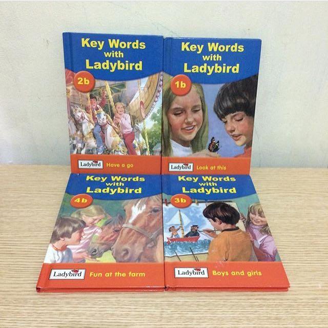 Buku belajar Baca import
