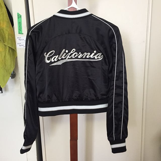 California Bomber Jacket