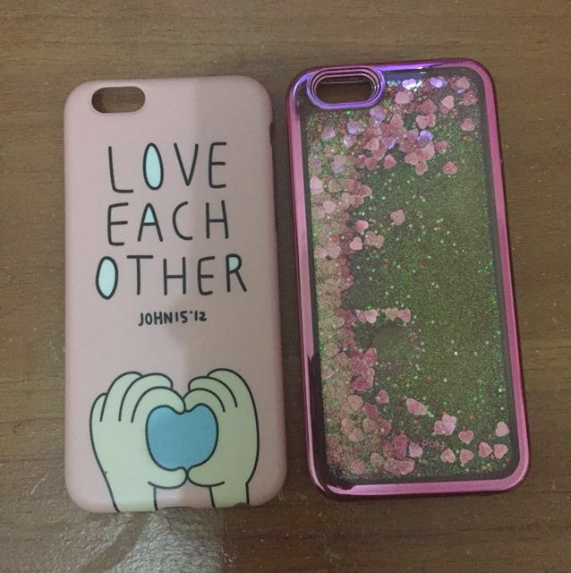 Case iphone 6 / 6s take all 60rb