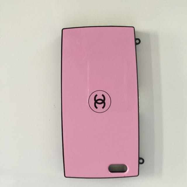 Chanel iPhone 6 S Case Replica Pink