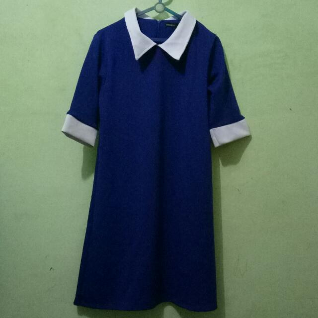 Collar Dress Berrybenka