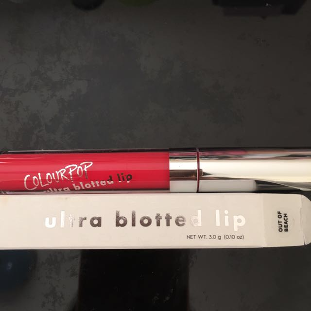 "Colourpop Ultra Blotted Lip ""Out Of Beach"""