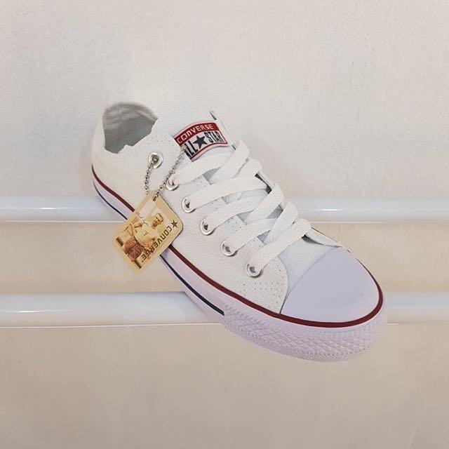 Converse Classic All White
