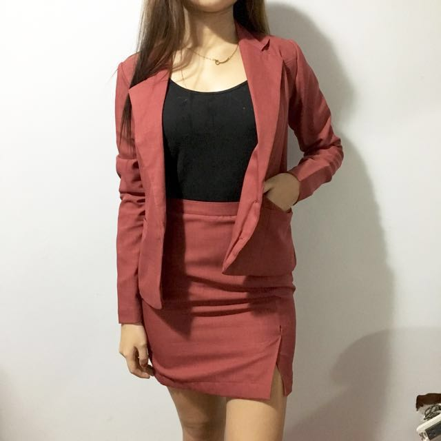 corporate attire women s fashion clothes on carousell