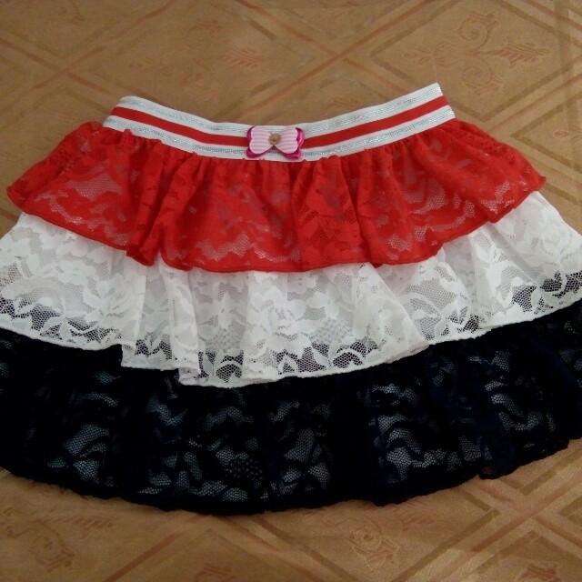 Cute Lacey tutu skirts