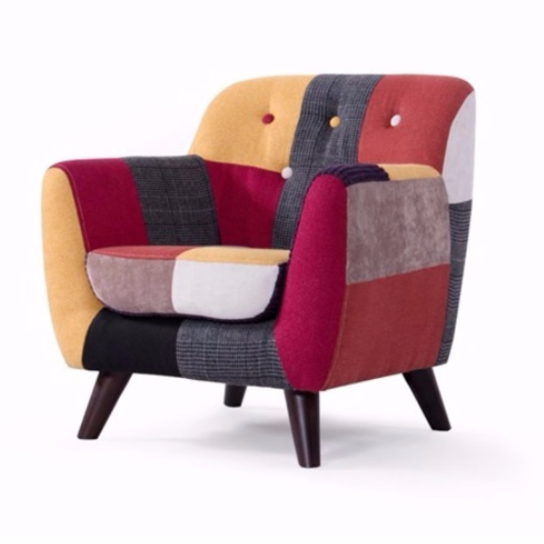 Designer Sofa Chair Single Seater Furniture Sofas On Carousell