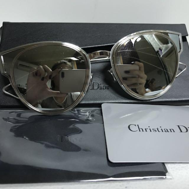 Dior 2017新款墨鏡
