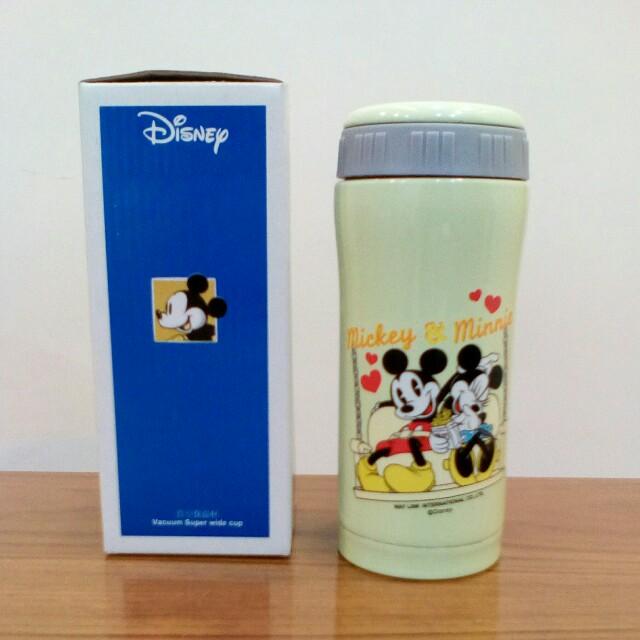 Disney不鏽鋼真空烤漆保溫杯