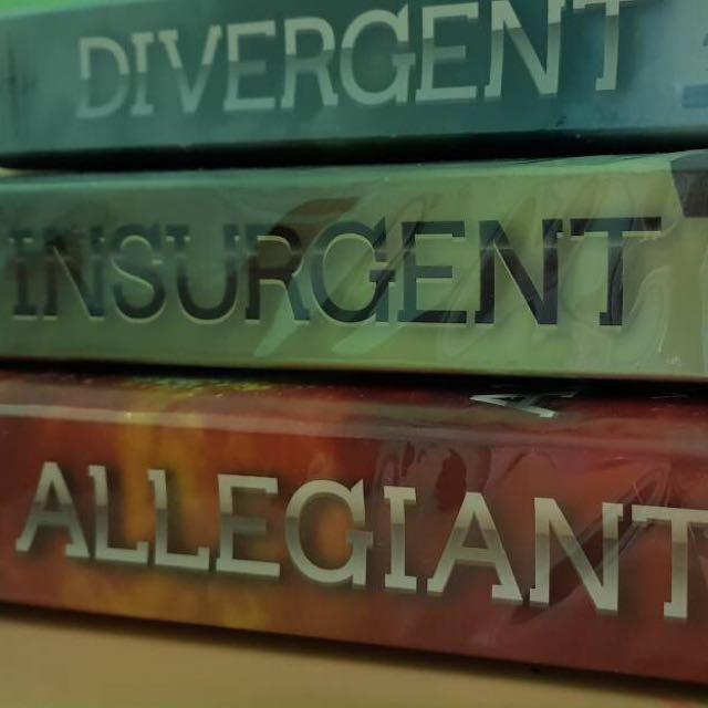 Divergent Series Bundle!