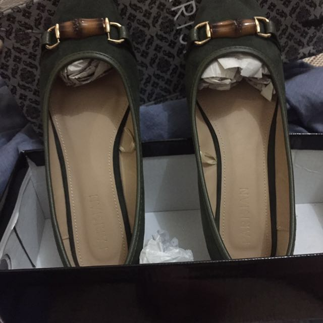 Doll Shoes reprice from 480 to 380