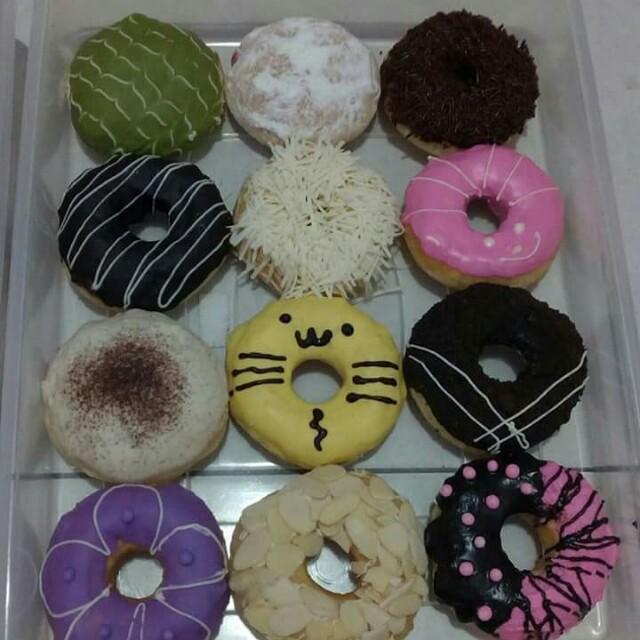 Donuts Enak