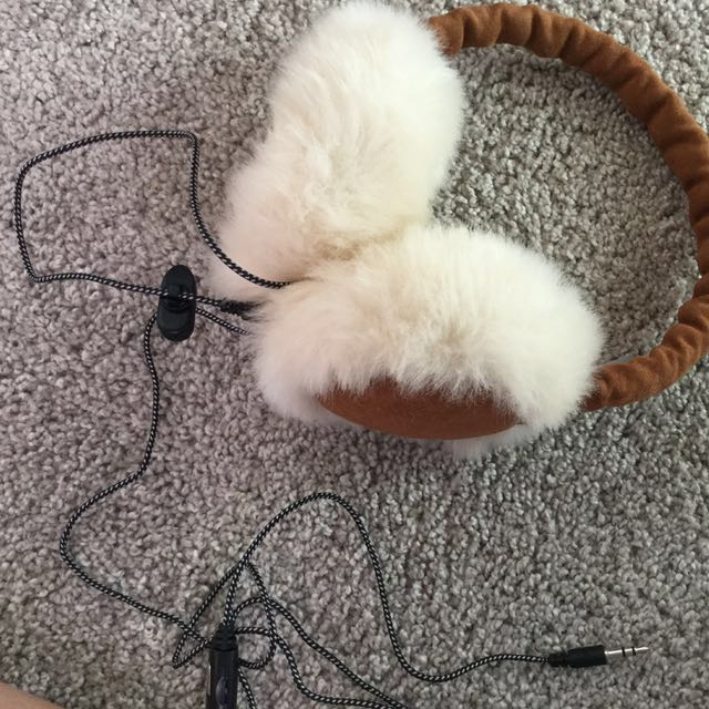 Ear Muff Heapphones