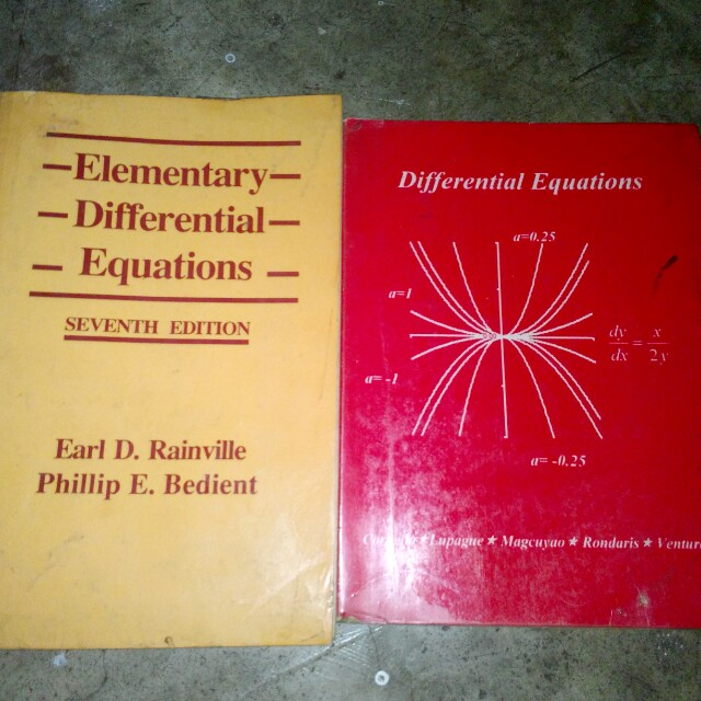 differential equations speedy publishing