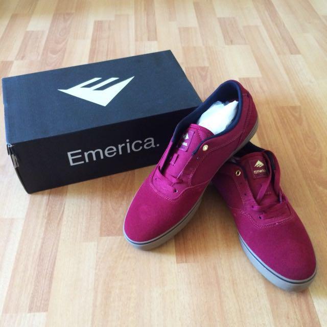 Emerica Suede Shoes