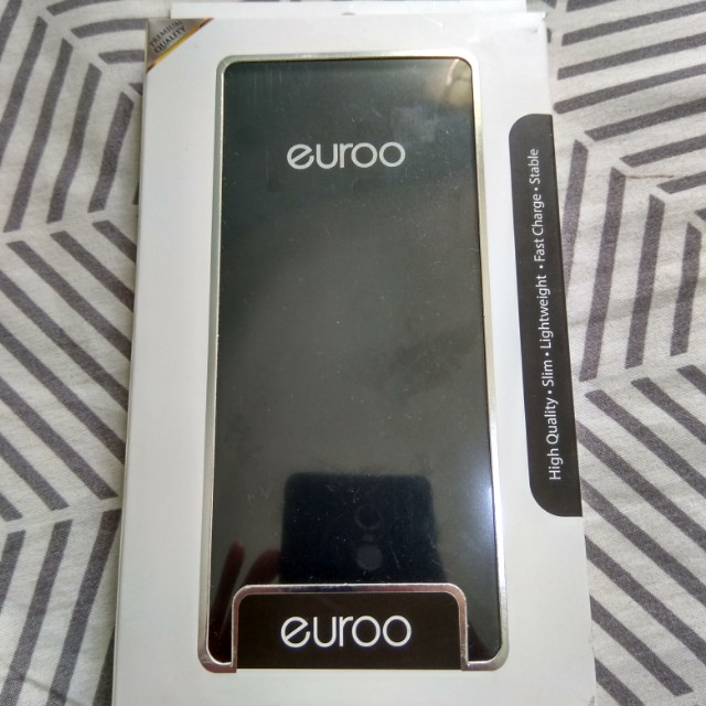 Euroo Power Bank