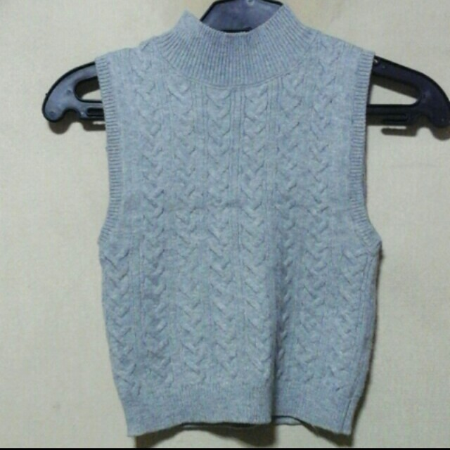 F21 knitted croptop