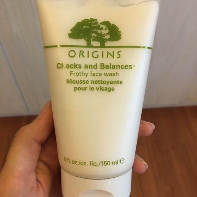 Facial Wash Origins
