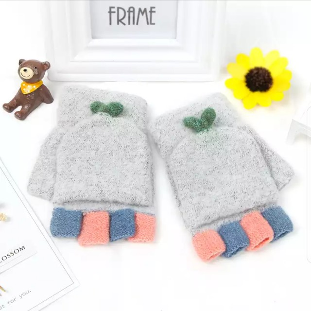 #FreePostage Winter Knit Gloves Mittens