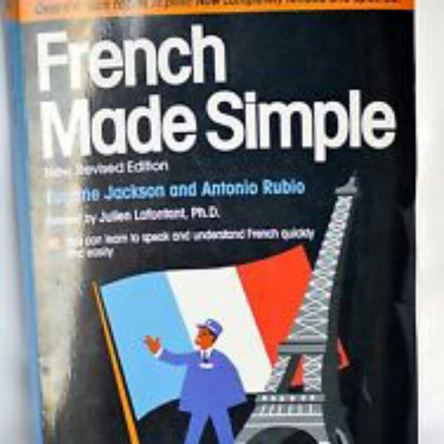 French Made Simple Textbook