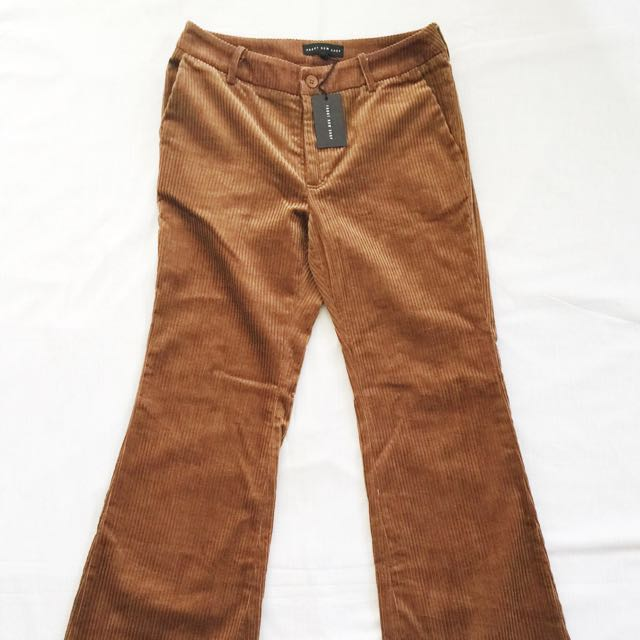 FRS Corduroy Bell Bottom Pants