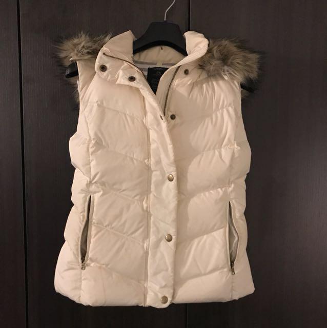 GAP bubble jacket