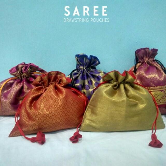 High Quality SAREE POUCHES