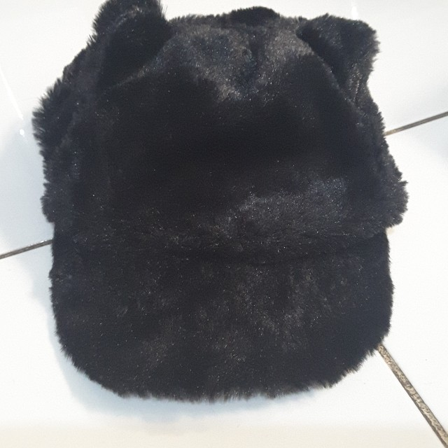 H&M winter hat with ears
