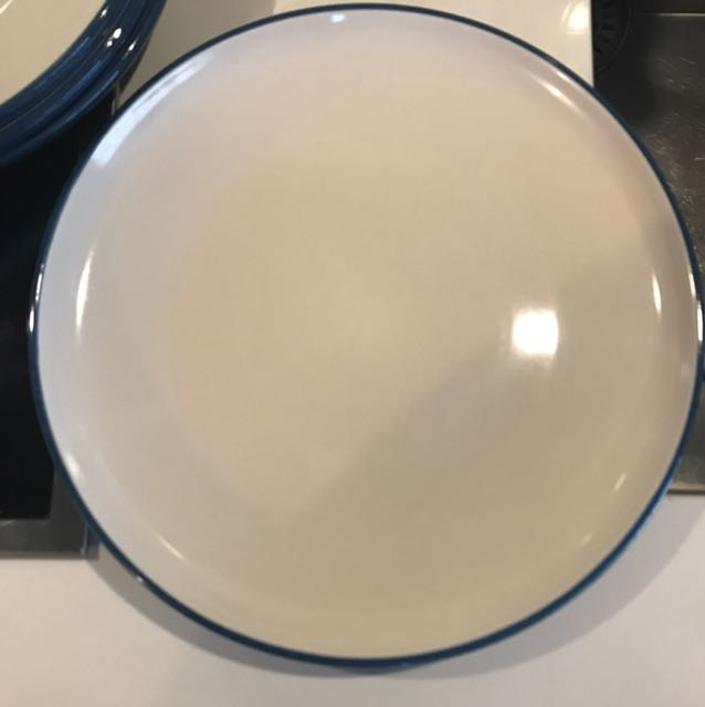 Hudson's bay plate